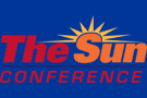 Sun Conference - Blue bkgd